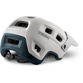MET Terranova Casco, grey/blue matte